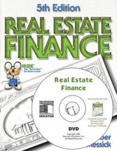 Real Estate Finance (DRE # 1731-98)